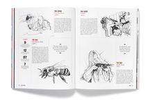 Magazine layouts / Design
