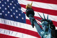 AMERICANA THE BEAUTIFUL / Americana / by Sandy Trulson