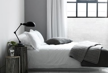 [ Bedroom ] / ...places of rest and quietude...