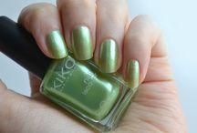 Nails! ❤️ / Nail polish. Nail looks. Nail love!