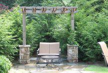 Decks, Porches, Outdoor Living Spaces