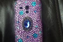 My phone cases!!