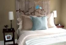 Headboard / Идеи оформления изголовья кровати... Разнообразные и интересные...