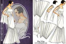 DECOUPAGE - WEDDING