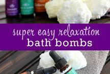 Bath Bombs / Relaxation Bombs