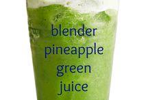 smoothie/juice/drinks