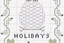 Crafts:  Cross Stitch / by Jelinn McGee