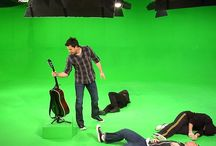 Doug Maverick Music Video / Johnny K Wu from Media Design Imaging shoots a social media for music artiest Doug Maverick. In the social media short Doug Maverick battles a group of martial artists to save his prize guitar. Johnny also filmed him running into a burning building which was about 98% green screen minus the prop door he ran through.