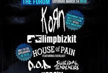 Limp Bizkit Epicenter Festival / #limpbizkit performing at #epicenterfestival 14 March 2014