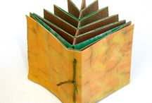 Inspiration: Handmade Books & Book Art