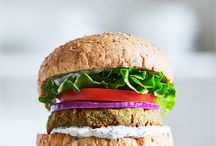 Recipes Veggie Burgers
