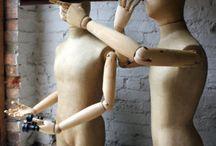 Display mannequin