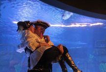 Underwater Wedding Antalya Turkey