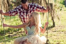 Engagement pictures! / by Brittany Kynard