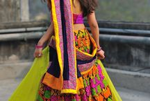 Desi girl / Desiwear #beautiful# outfit# colourful##