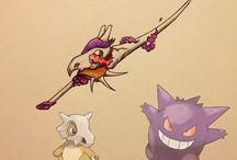 poke weapons