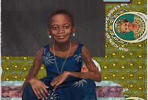 Njideka Akunyili Crosby / http://www.victoria-miro.com/exhibitions/496/