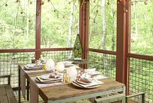 Screened porches / by Melissa Uhlhorn