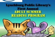 Events / by Lynchburg Public Library
