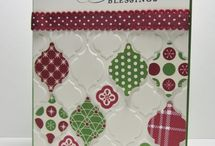 Basteln - Weihnachtskarten