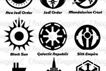símbolos galacticos