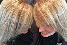 Hair Color: Blonde
