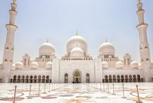 SHEIKH ZAYAD GRAND MOSQUE