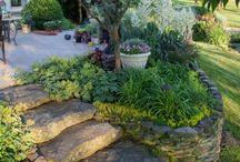 Hanggestaltung Garten