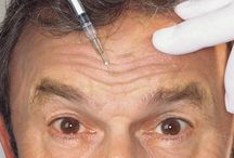 Men and Botox or filler treatments / Men also love Botox and fillers like Radiesse and Bellafill