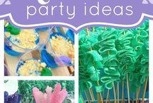 Olivia's first birthday ideas