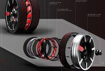 Futuristic tyres