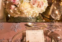 Thinking Pink on the Big Day / Nisie's Enchanted Florist -- Weddings in blushes and pinks