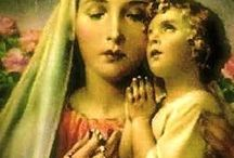 Madonna and Child, Mary and Jesus, Faith