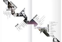 Graphic / portfolio . brochure