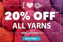 Crochet SALES