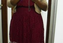 me vestindo