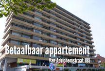Van Adrichemstraat 195 / Ideaal voor starter of student