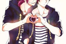 Free! Haru and Rin