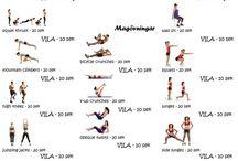 träning/idrott