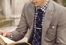 Men's Fashion Inspirations / by L. P.