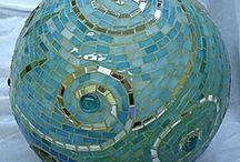 Mozaika koule