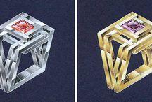 """OSSIAN / 2001 - 1º Premio en el concurso """"Joyas de Autor"""". Madrid"""