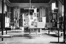 historical exhibition design
