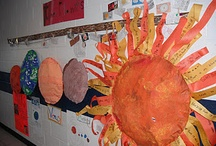 Year 3 - Solar system / This board contains lesson plan ideas for teaching year three students about the solar system