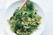 Salads / fresh salad ideas