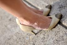 Fashion: Shoes / by Leilani Decena Shepherd