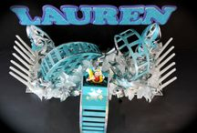 Roller Coaster  & Amusement Park Party Decorations / Themed Party decorations for a Wild Ride!