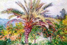 ΠΙΝΑΚΕΣ  ΚΛΩΝΤ ΜΟΝΕ (Claude Monet) / Ο Κλωντ Μονέ ήταν Γάλλος ζωγράφος και ένας από τους σημαντικότερους εκπροσώπους του κινήματος του ιμπρεσιονισμού. Βικιπαίδεια Γέννηση: 14 Νοεμβρίου 1840 Απεβίωσε: 5 Δεκεμβρίου 1926, Ζιβερνύ, Γαλλία              Σειρές: Ο Καθεδρικός της Ρουέν, Νούφαρα, Λεύκες, Θημωνιές, Βρετανικό Κοινοβούλιο, Πρωινά στο Σηκουάνα Περίοδοι: Ιμπρεσιονισμός, Μοντέρνα τέχνη.
