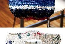 Plastic Bags Crochet (Plarn)
