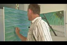 Painting & drawing tips / by Ashley Anderson